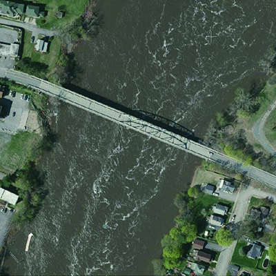 Hudson River OrthoImagery